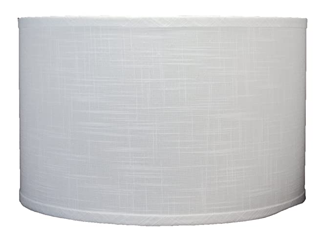 Urbanest linen drum lamp shade 16 inch by 16 inch by 10 inch off urbanest linen drum lamp shade 16 inch by 16 inch by 10 aloadofball Gallery