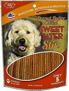 product image for Carolina Prime Sweet Tater Stix - Peanut Butter Coated - 12 oz