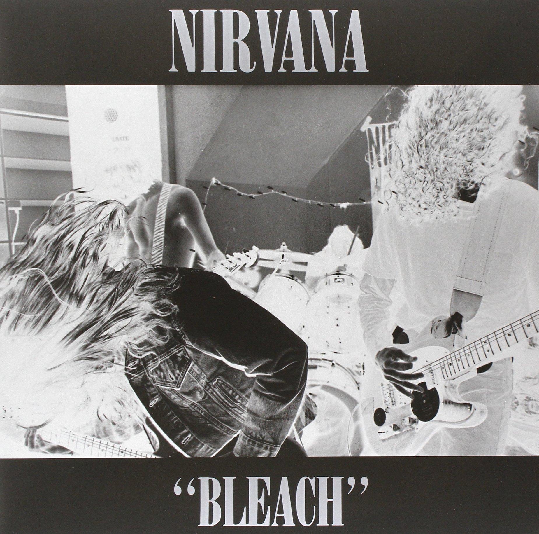 Vinilo : Nirvana - Bleach (Remastered, Digital Download Card)