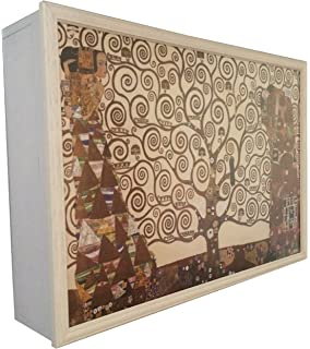 EZY B Artistically Concealed TV Cabinet With Doors   For Wall Mounted  Televisions