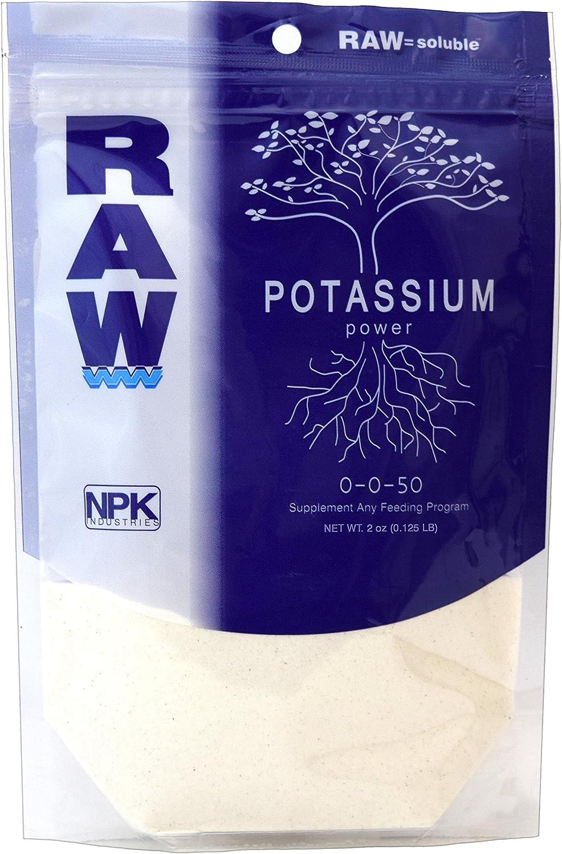 RAW Potassium - 2 oz