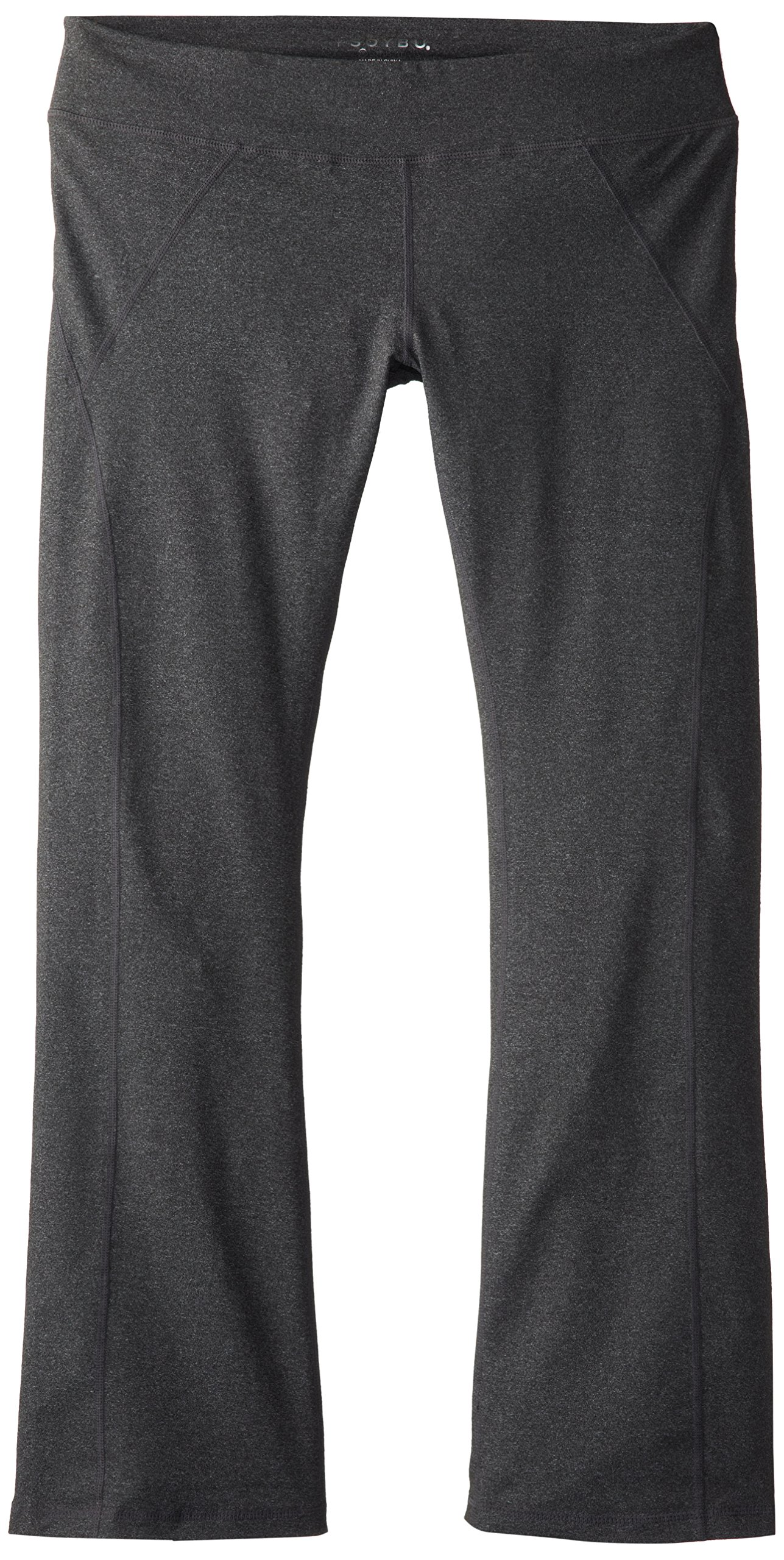 Soybu Women's Killer Caboose Pant-Tall, Charcoal, X-Small