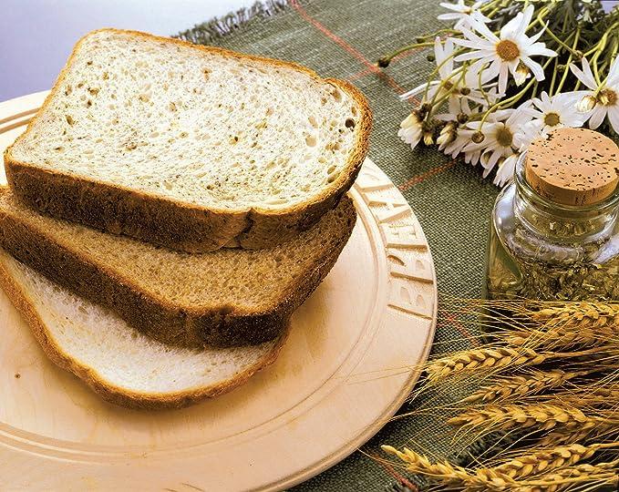 Pan de molde panificadora