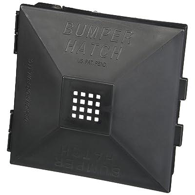 Design for Fun 910 Black Bumper Hatch Cover, (Pair): Automotive