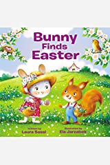 Bunny Finds Easter Board book
