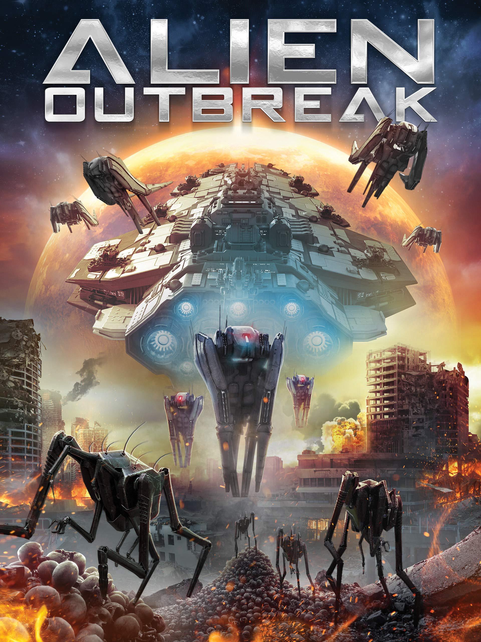 Alien Outbreak on Amazon Prime Video UK
