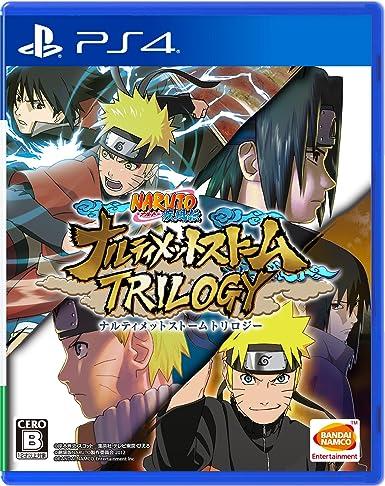 Naruto: Ultimate Ninja Storm Trilogy / Naruto Ultimate Ninja Storm Legacy - Standard Edition [PS4] import japon [video game]: Amazon.es: Videojuegos
