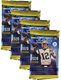 Panini 2020-2021 Score NFL Football Trading Cards Retail Factory Sealed 4 Pack