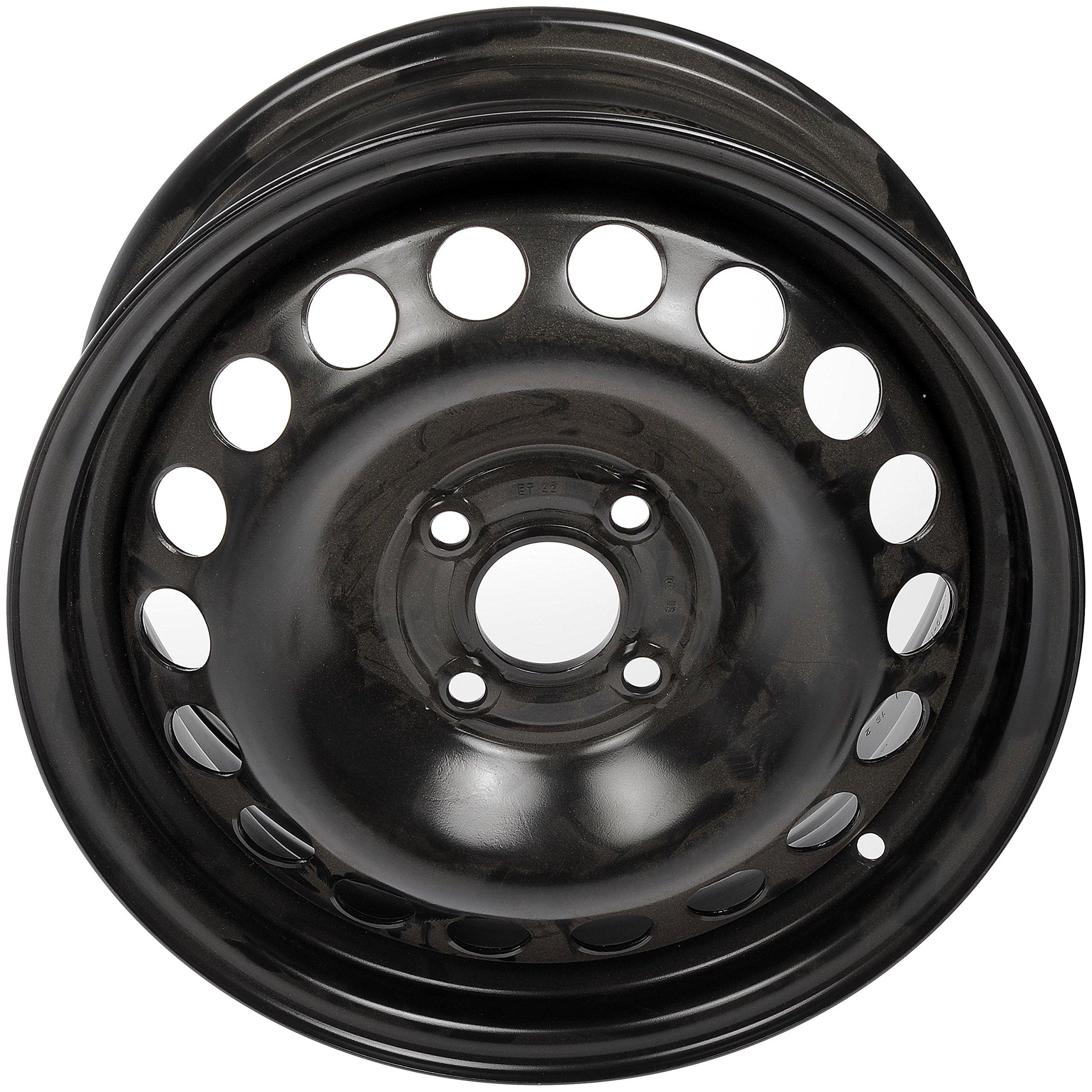 Dorman 939-100 Steel Wheel (15x6''/4x100mm)