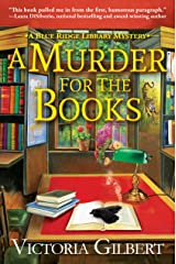 A Murder for the Books: A Blue Ridge Library Mystery Kindle Edition