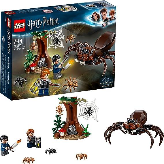 LEGO Guarida de Aragog