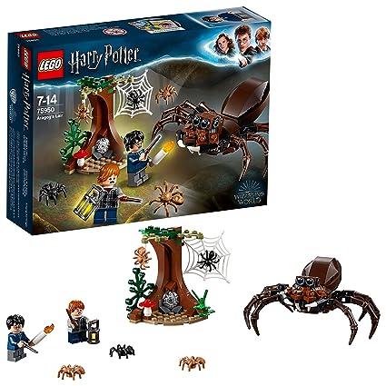 Potter Basado La Construcción Lego Guarida AragogJuguete Película75950 De Aventuras Harry En zUMpSV