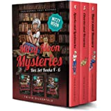 Mitzy Moon Mysteries Books 4-6: Paranormal Cozy Mystery (Mitzy Moon Mysteries Box Set Book 2)