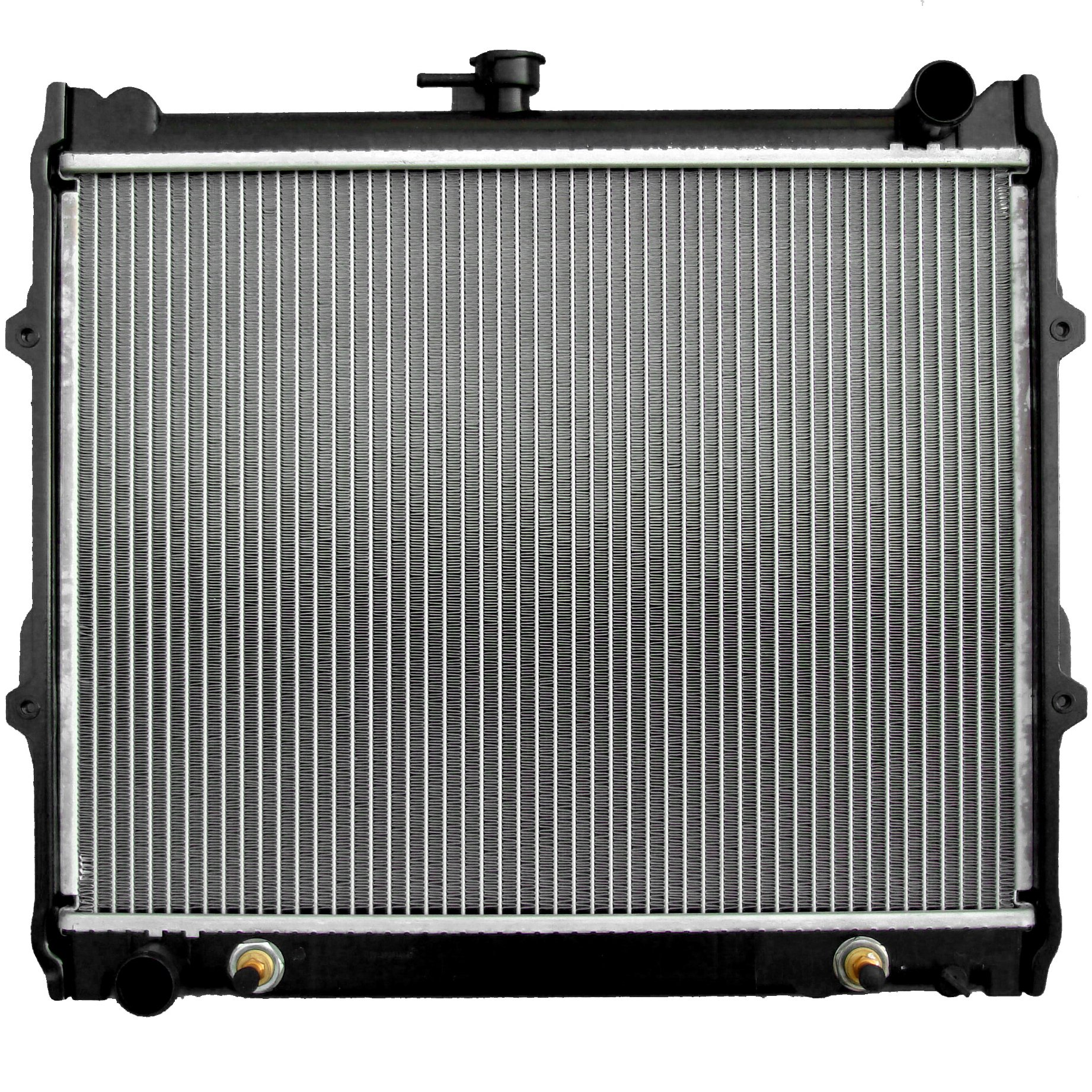 ECCPP 0945 Radiator fits for 1986-1995 Toyota Pickup Standard/Extended Cab Pickup 2-Door 2.4L 1986-1993 Toyota Pickup Cab andamp; Chassis 2-Door 2.4L