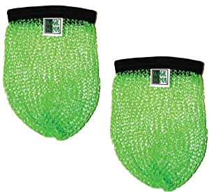Daybreak Designs Veggie Scrub, Vegetable, Fruit and Herb Washer, 2, Green