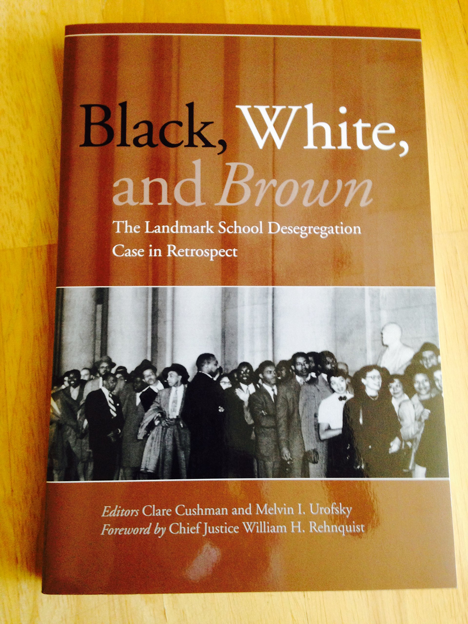Black, White, and Brown: The Landmark School Desegregation Case in Retrospect