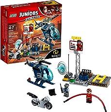 LEGO Juniors Los Increíbles 2 Persecución por las azoteas de Elastigirl 10759