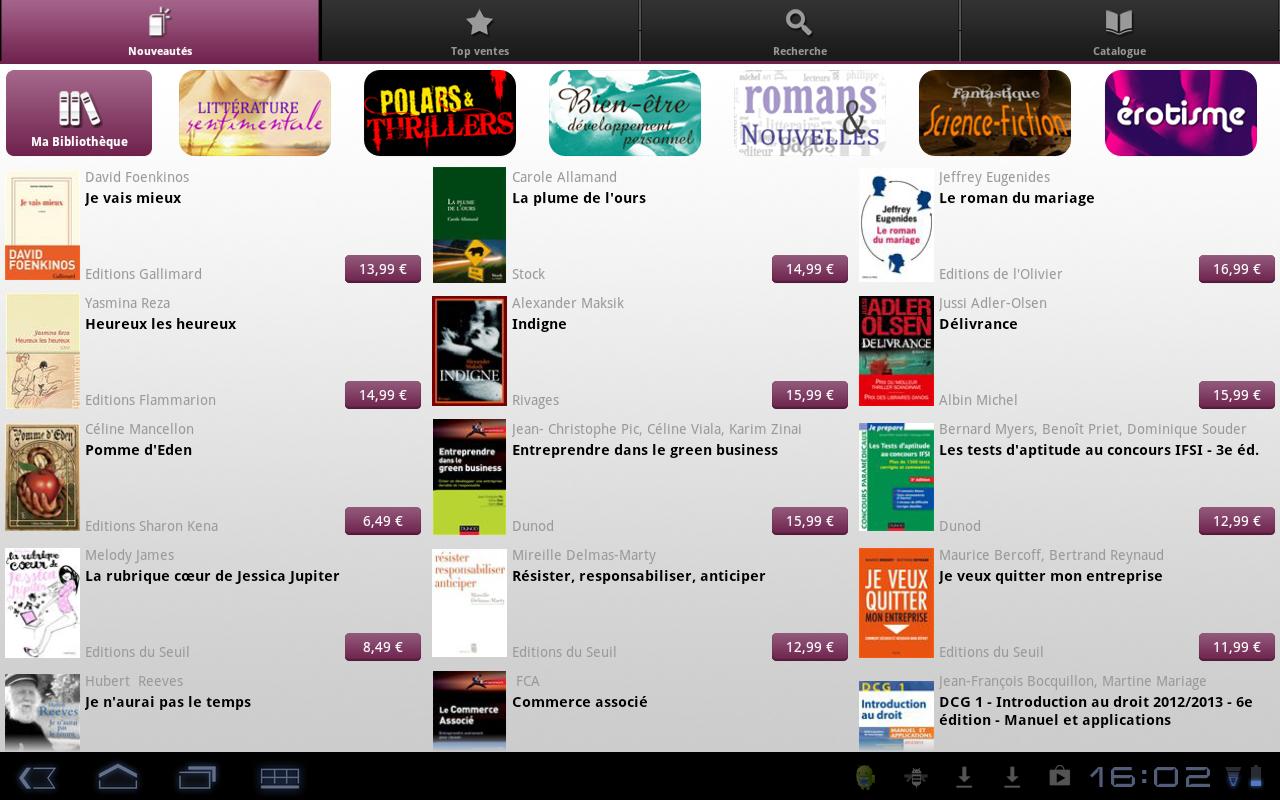 Numilog eBook Reader: Amazon.es: Appstore para Android