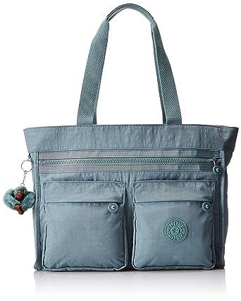 0ef83c46d Amazon.com: Kipling Bilbao Solid Tote Bag: Clothing