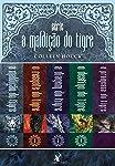 Box A maldição do tigre: 5 títulos da série - A maldição do tigre, O resgate do tigre, A viagem do tigre, O destino do...