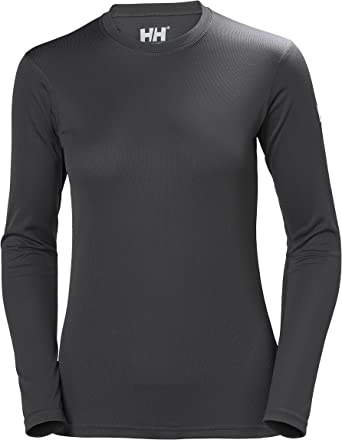 Helly Hansen W HH Tech T-Shirt Femme Navy Taille Fabricant : M FR : M