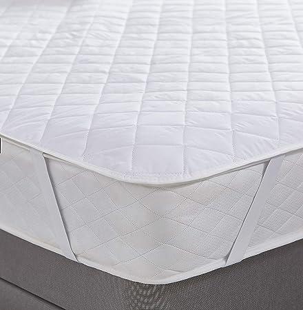 Silentnight-Colchón de algodón Egipcio, Double - 200 cm x 200 cm: Amazon.es: Hogar