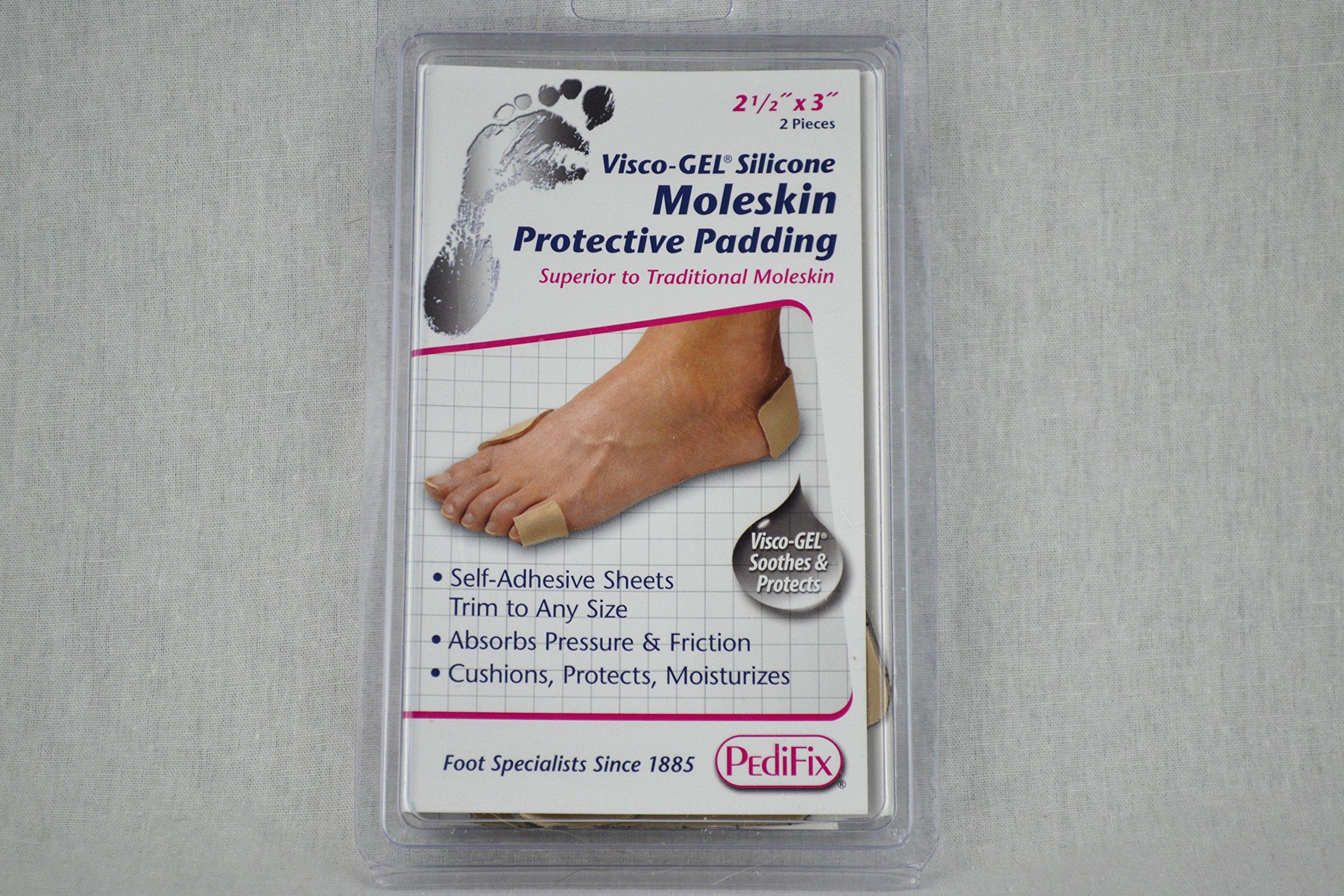 Visco-GEL Gel Moleskin Protective Padding