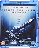 Prometheus to Alien: The Evolution