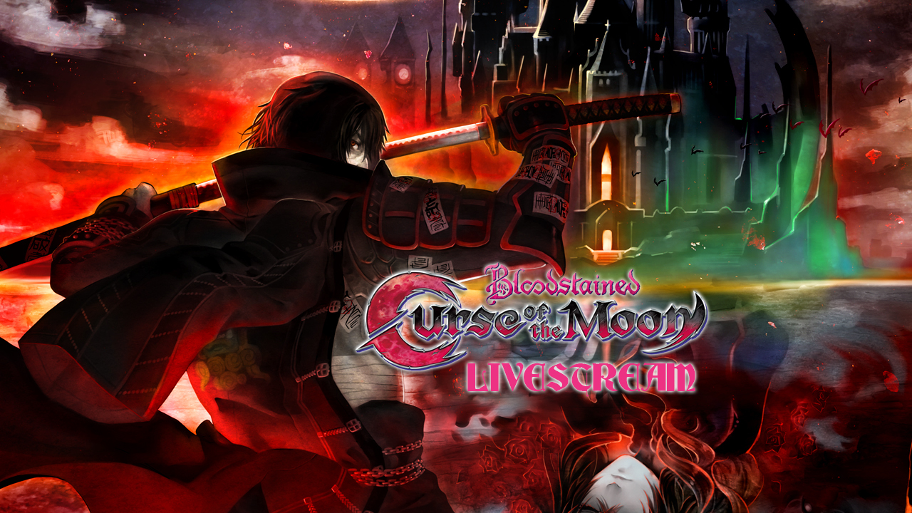 bloodstained curse of the moon download size