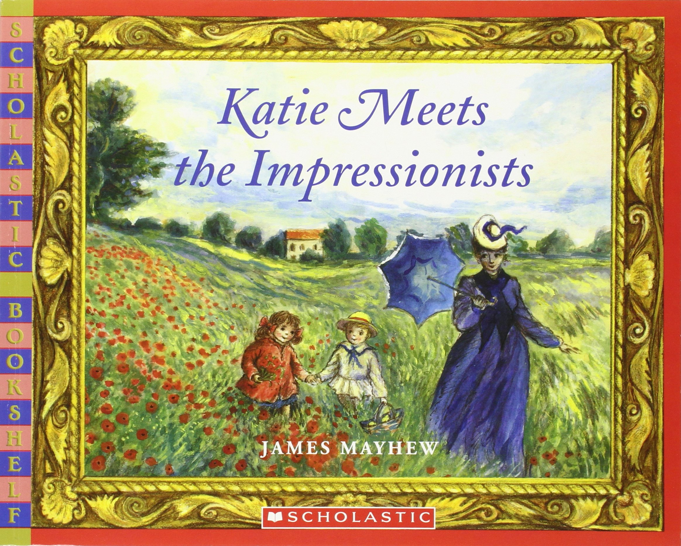 Katie Meets The Impressionists pdf
