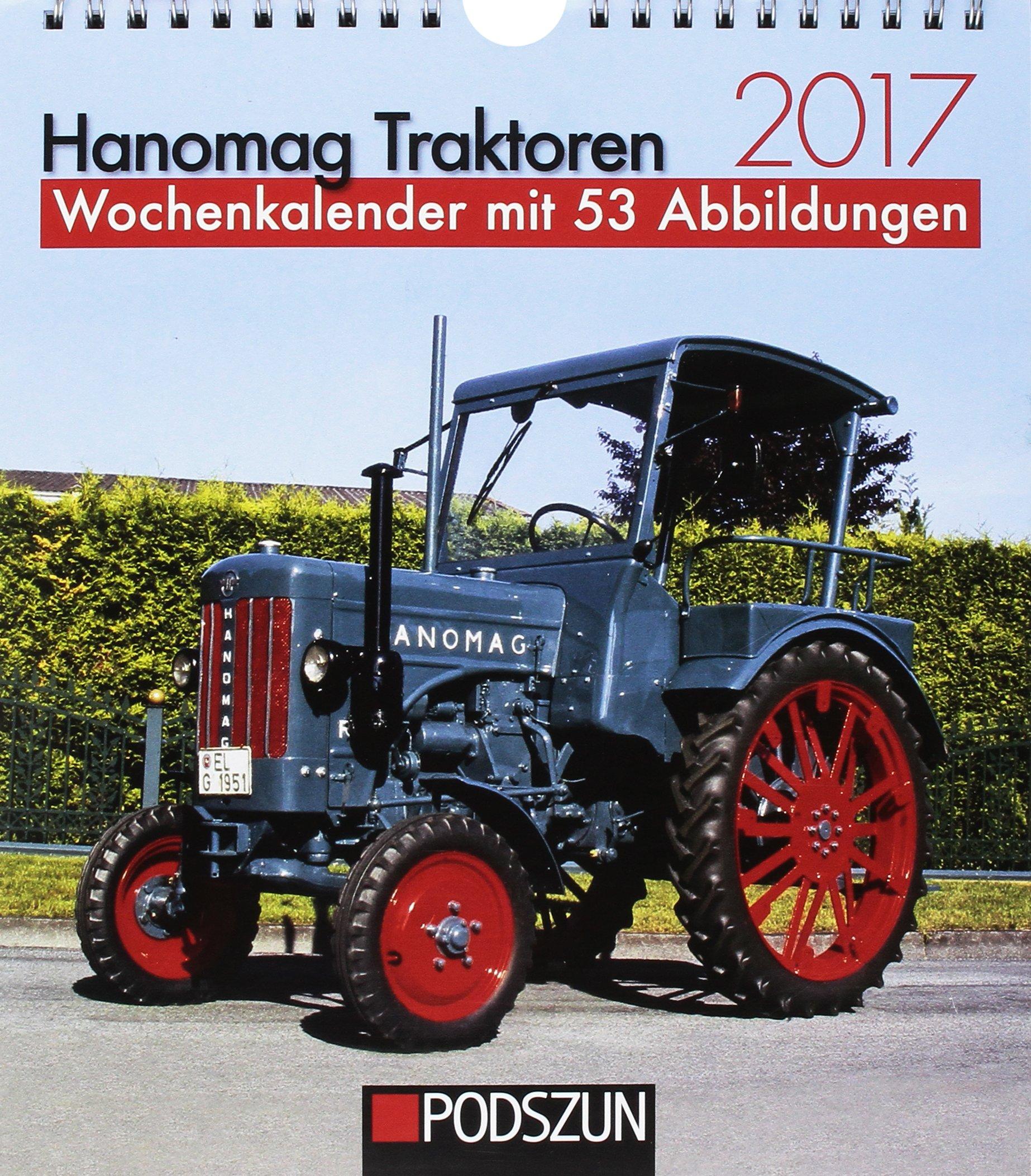 Hanomag Traktoren 2017
