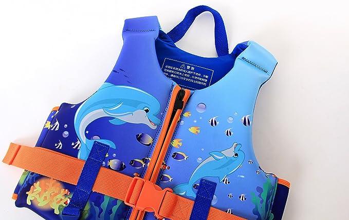 canotaje Chaleco Salvavidas de Seguridad a la Deriva Deportes acu/áticos Yissma Chaleco Salvavidas de flotabilidad Kayak Chalecos Salvavidas para Adultos Chaleco Salvavidas para Pesca