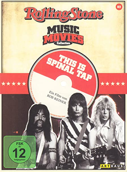 This Is Spinal Tap Rolling Stone Music Movies Collection Alemania ...