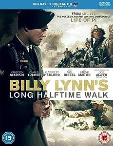 Billy Lynn's Long Halftime Walk [Blu-ray] [2017] [Region Free]