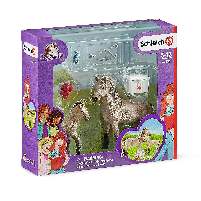 Schleich Figurine Figurine Figurine Kit de Secours d'Horse Club Hannah, 42430   Magnifique  cae0e8