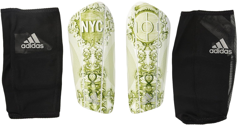 adidasゴーストプロシンガードすねあて B01AH8BWFQ X-Large|NYC Print: Pantone/Pantone/Reflective NYC Print: Pantone/Pantone/Reflective X-Large