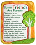 Amazon Price History for:Blue Mountain Arts Some Friends are Forever by Laurieann Kelly Sculpted Resin Magnet (MR916)