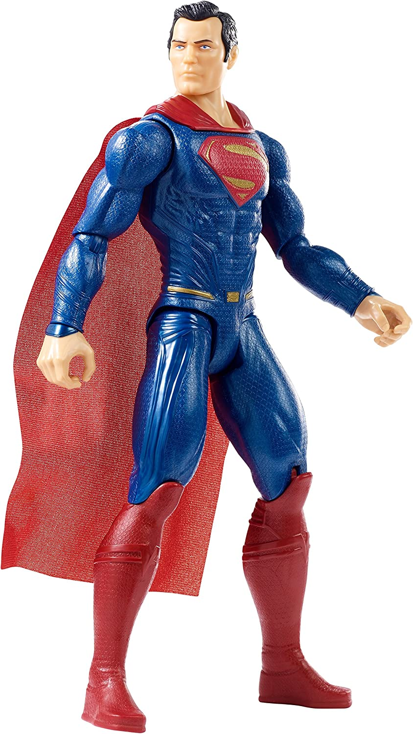 Amazon.com: Mattel DC Justice League True-Moves Series ...