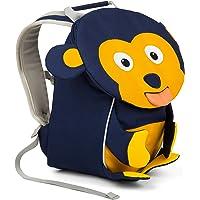 Affenzahn Kinder-Rucksack mit Brustgurt für 1-5 jährige Jungen und Mädchen im Kindergarten und Kita Kleine und Große Freunde