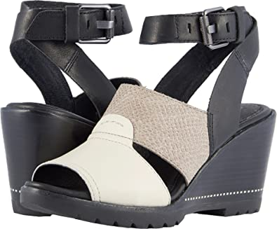 ee0af43bd3e7 SOREL Women s After Hours Sandal Black 5 ...