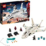 LEGO Marvel Spider-Man Stark Jet and The Drone Attack 76130  Building Kit