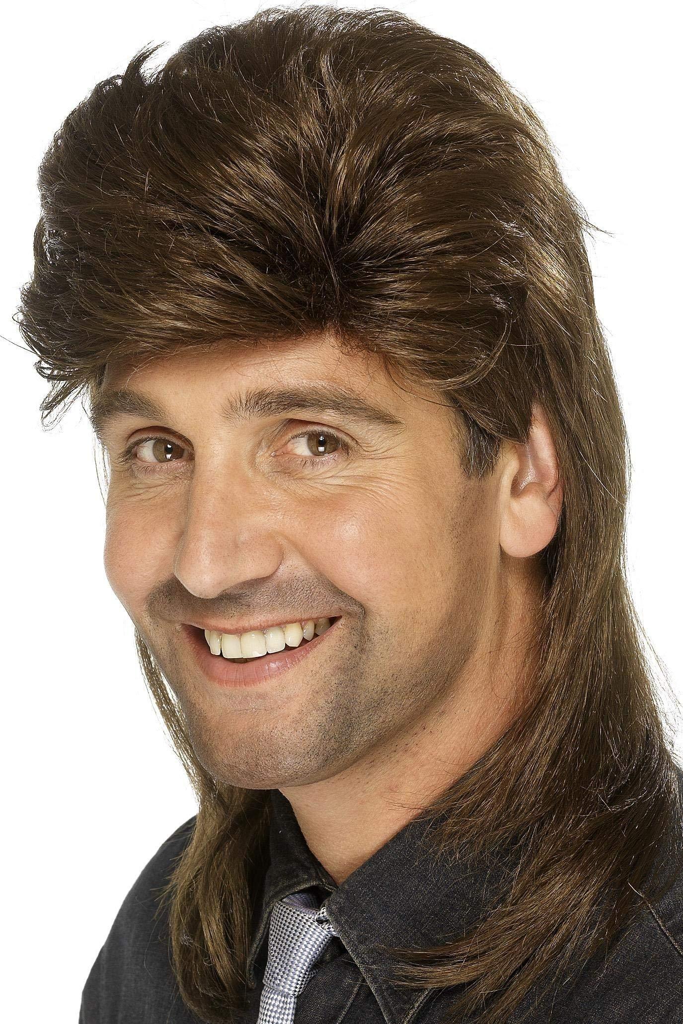 Smiffys Mullet Wig