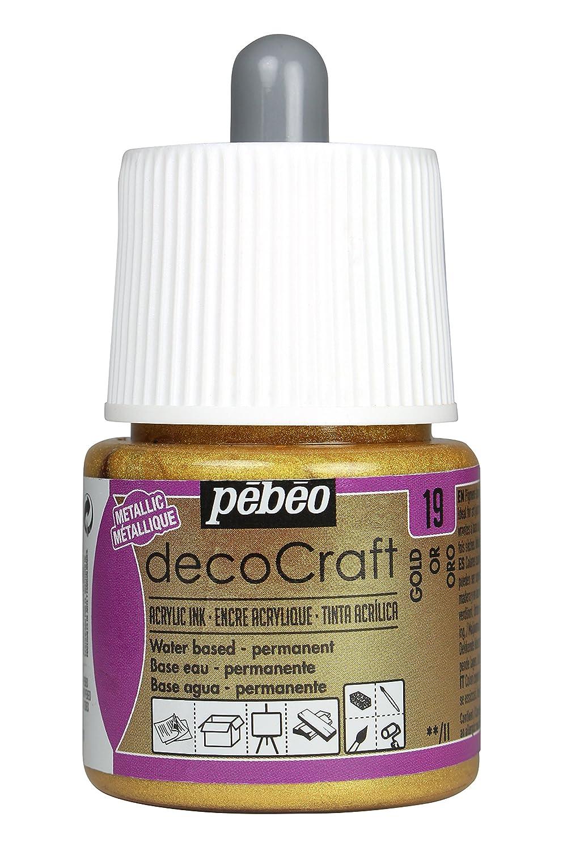 Pebeo Deco Craft, verde mela, 45ml 204612