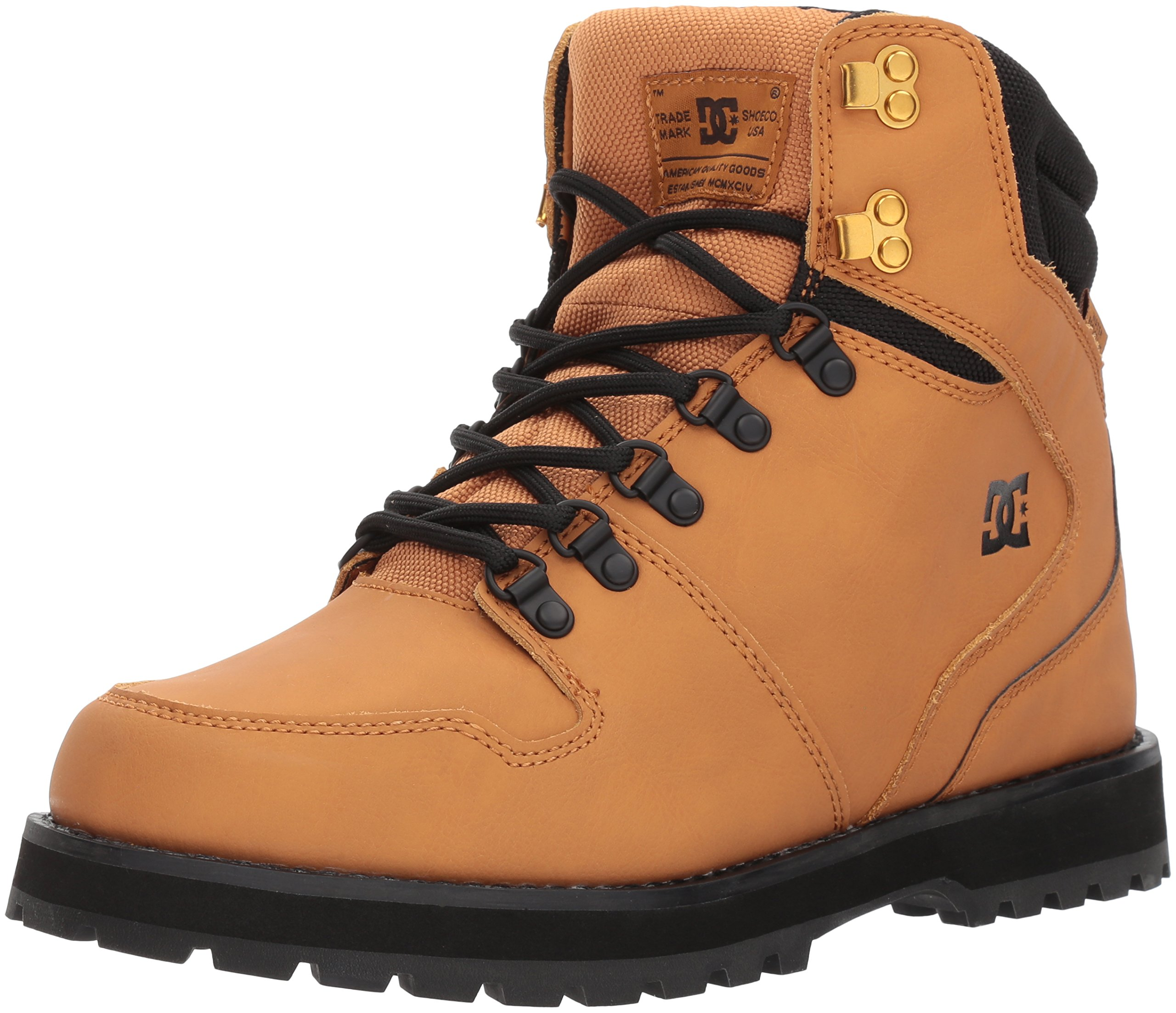DC Men's Peary, Wheat/Black, 8.5 D D US
