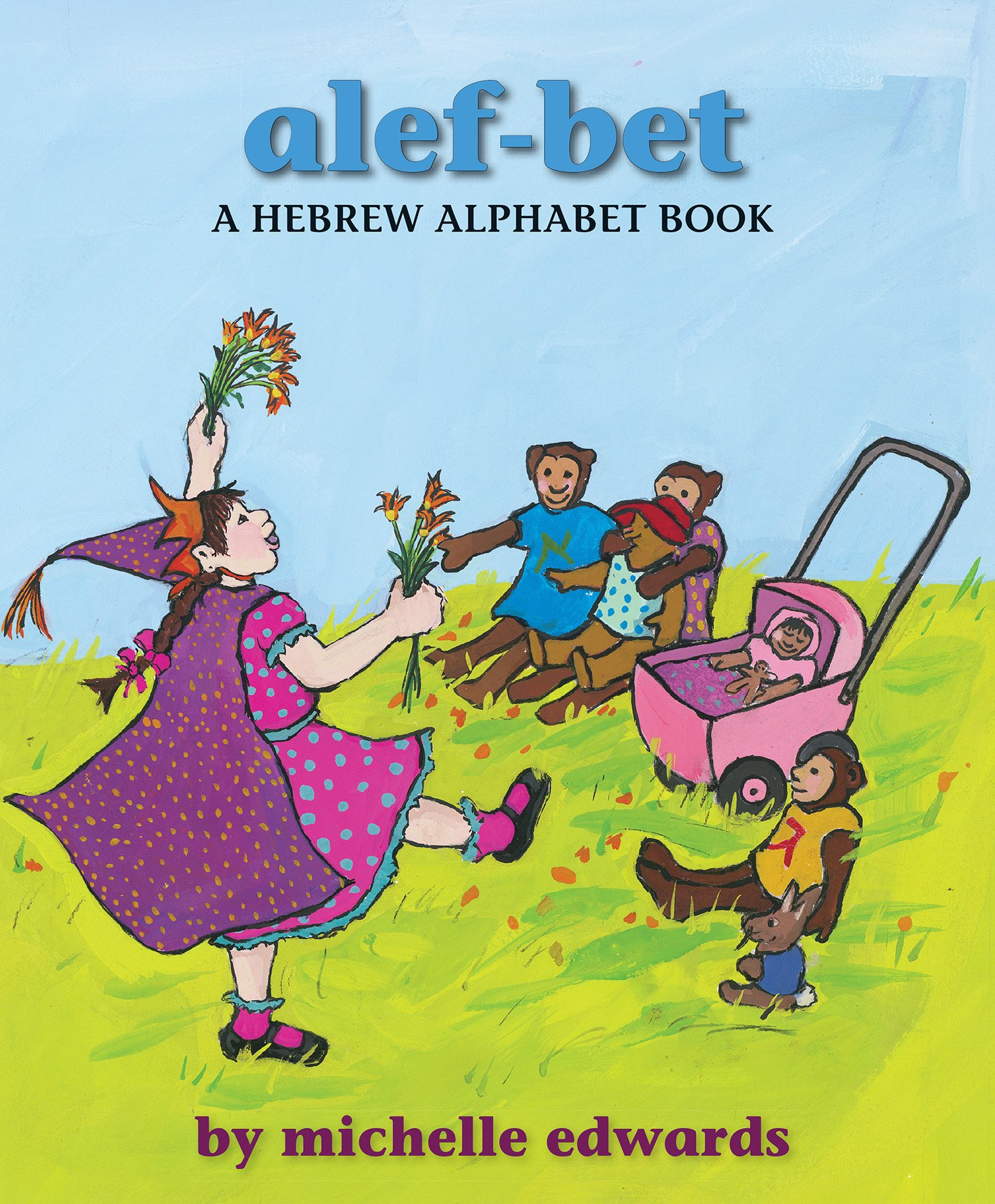 Download Alef-Bet: A Hebrew Alphabet Book ebook