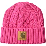 Carhartt Kids' Acrylic Watch Hat, Fuchsia Pink (Youth), One Size