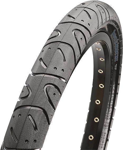 MSC Bikes Hookworm Cubiertas para Bicicleta, Unisex, Negro, 20 X 1.95: Amazon.es: Deportes y aire libre