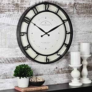FirsTime & Co. Kensington Wall Clock