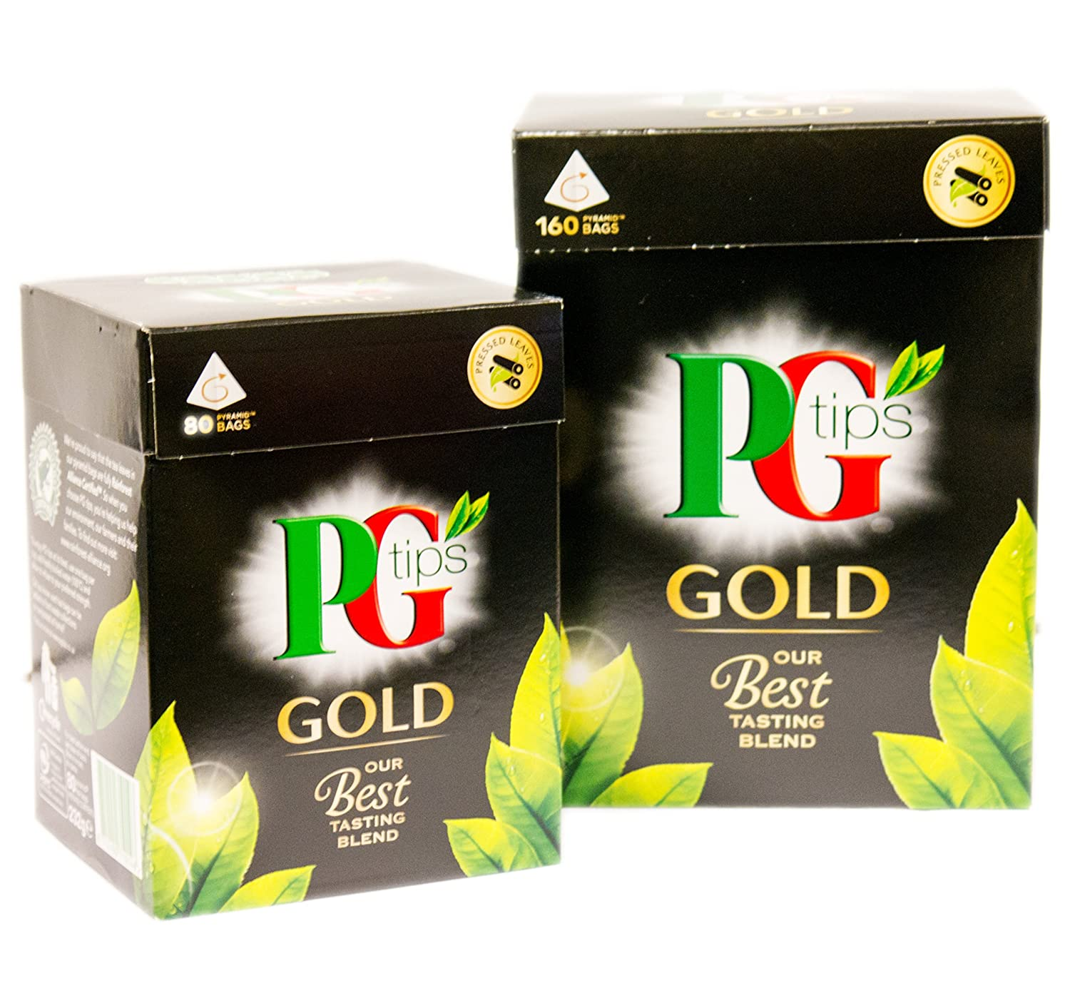PG Tips Gold Best Tasting Blend (80 Tea Bags) 107537060