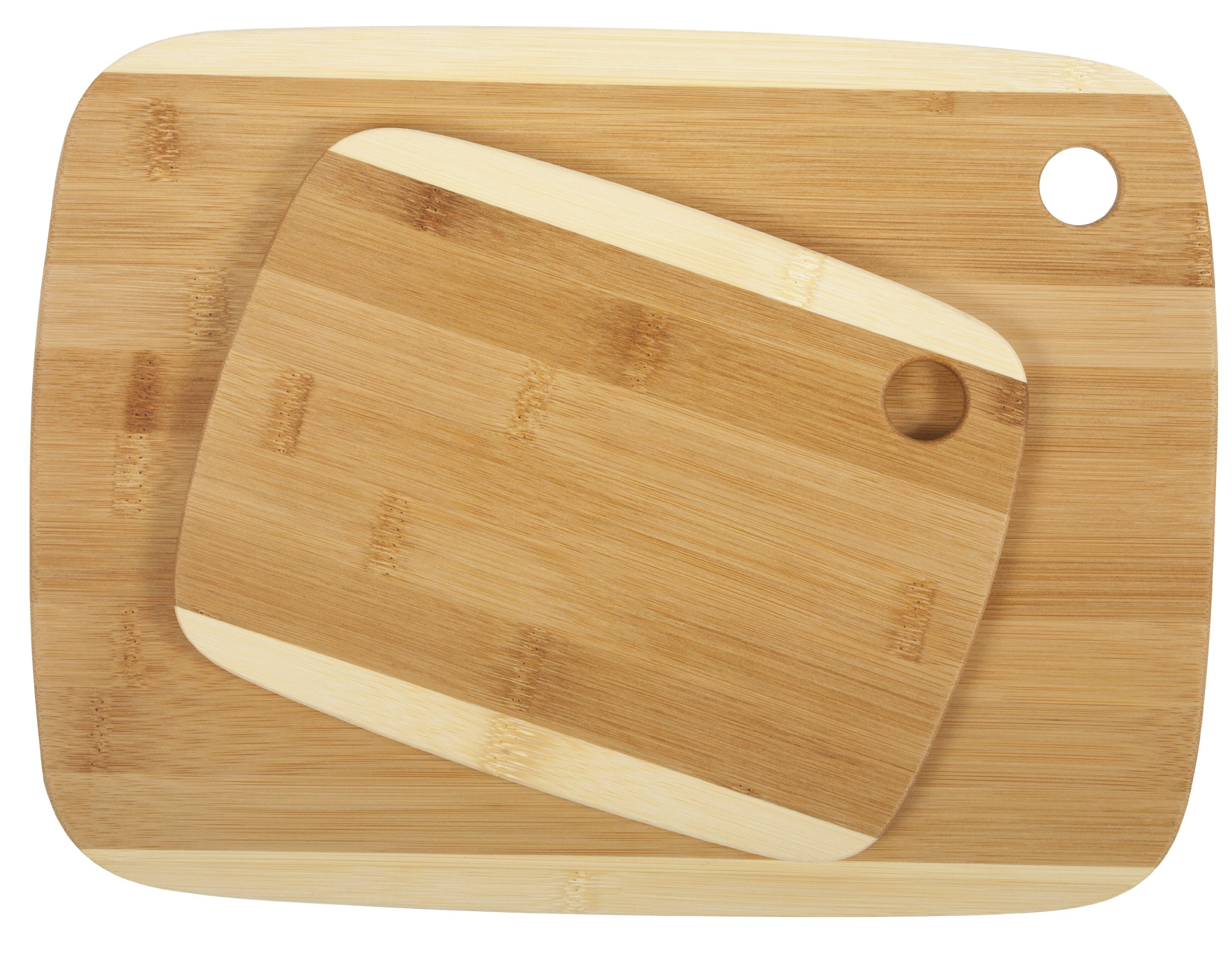 Core Bamboo 1004 Classic 2-Tone Board Combo Pack, Small/Medium